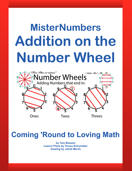 Cover of Addition on Number Wheel ebook