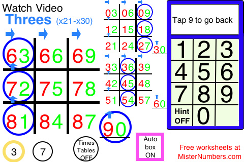 math tic tac toe worksheet math best free printable worksheets. Black Bedroom Furniture Sets. Home Design Ideas